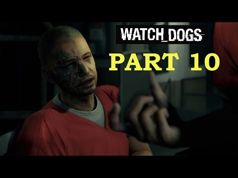 "Watch Dogs (PS4) Walkthrough / Playthrough Part 10 - ""Dressed In Peels"""