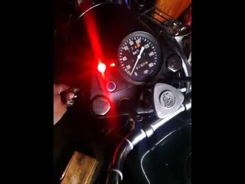 Как сделать свет на мотоцикле урал фотография