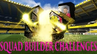 2 INFORMS IN 1 PACK!?!?!?! FIFA 17 SQUAD BUILDER CHALLENGES ep 1 by The Great David R  BTW It's called loyalty its not a glitch. I know the comments is going to spam on that but anyway. Enjoy you day