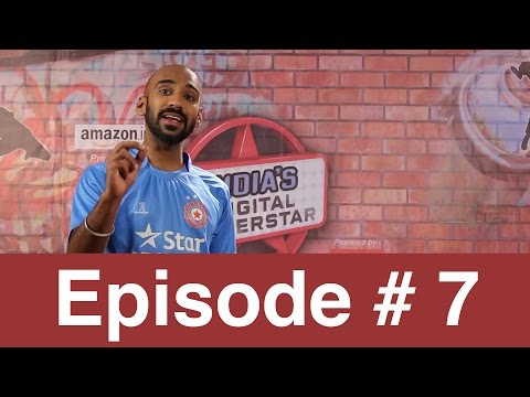 Episode 7 | New Videos of the Week In Cricket Style | India's Digital Superstar