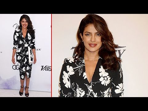 Priyanka Chopra's Gorgeous Look At Variety's Power