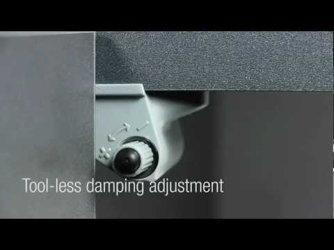 Titus Soft Closing - Glissando CR Stand-alone door soft closing solution