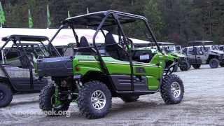 8. First Look: 2014 Kawasaki Teryx