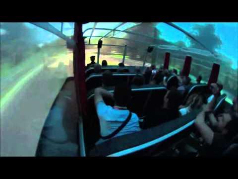 Crazy Bus Nurburgring