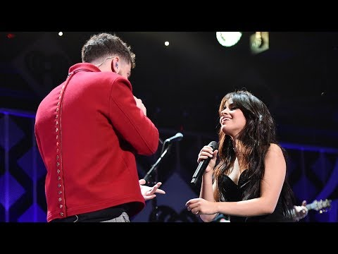 Camila Cabello | Beautiful with Bazzi (iHeartRadio Jingle Ball)