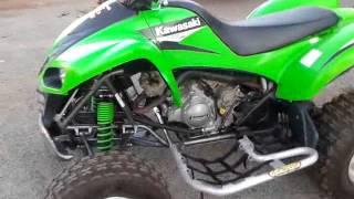 10. 2006 Kawasaki KFX700