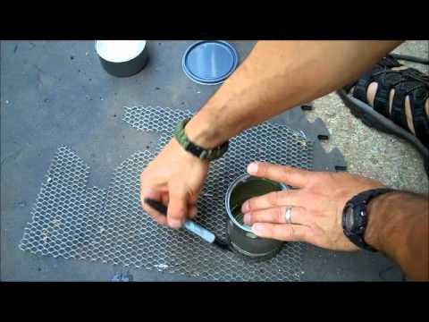 DIY PACKABLE WOOD GAS STOVE (BushBuddy Design)