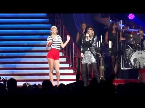 Taylor Swift y Carly Simon - You're So Vain