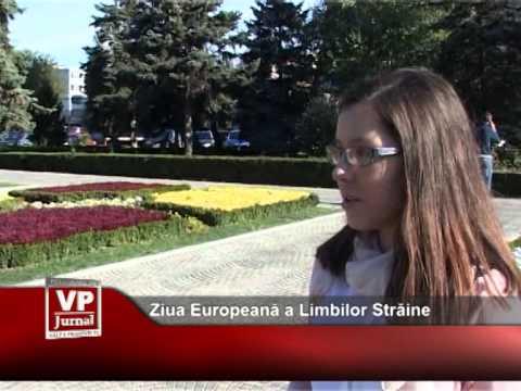 Ziua Europeană a Limbilor Străine