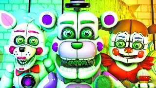 Living Tombstone - Five Nights at Freddy's 1 sister location (sl) Version Song Animation Music Video remake. Welcome to Circus ...
