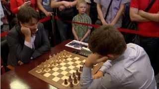 ♚ Alexander Morozevich vs Magnus Carlsen Chess Blitz