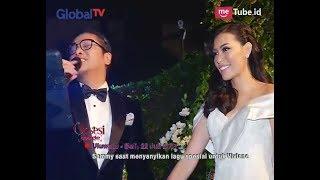 Video Sammy Simorangkir Persembahkan Lagu Spesial Untuk Viviane di Acara Resepsi - Obsesi 23/07 MP3, 3GP, MP4, WEBM, AVI, FLV Maret 2018