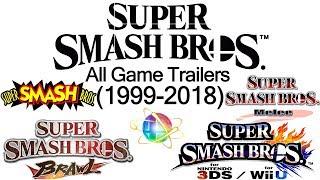 Video All Super Smash Bros Game Trailers (1999-2018) MP3, 3GP, MP4, WEBM, AVI, FLV Juni 2018