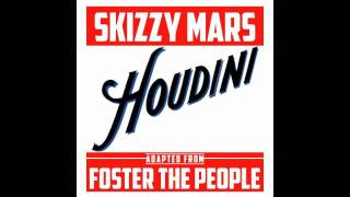 Thumbnail for Skizzy Mars ft. Foster The People — Houdini