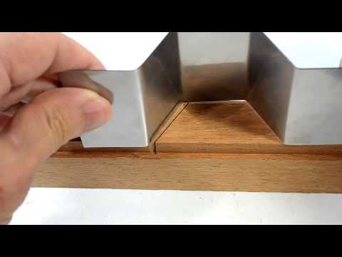Tessellating Hexagonal Cake Knife [5:06]