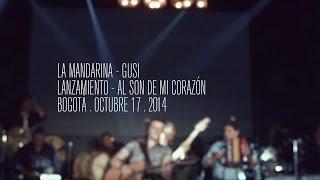 El 17 de octubre del 2014 se dio inicio, en la ciudad de Bogotá, a la gira #alsondemicorazóntour. Sigue la gira de GUSI en www.gusimusica.comEscucha Al Son de Mi Corazón en http://smarturl.it/AlSonDeMiCorazon_1