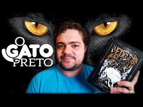 O Gato Preto - Edgar Allan Poe   Lidos e Curtidos