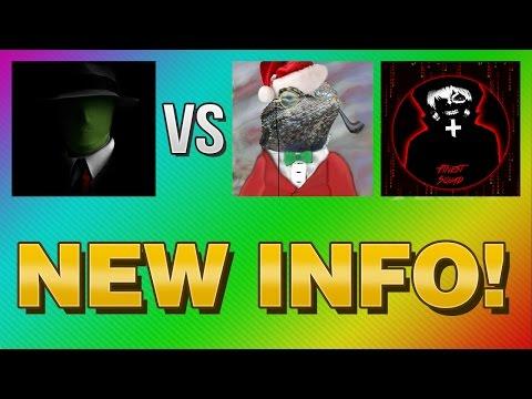 info - Anonymous vs Lizard Squad + Finest Squad 27/12/14 BREAKING! (Lizard Squad vs Anonymous) More GTA 5, GTA 5 Next Gen + GTA 5 Online - http://bit.ly/SOfhnQ - Subscribe Here - http://bit.ly/SNuRjI ...
