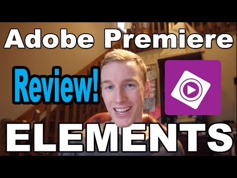 Adobe Premiere Elements REVIEW! Best Starting Editor for Videos (Creators)?