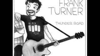 Thunder Road - Frank Turner