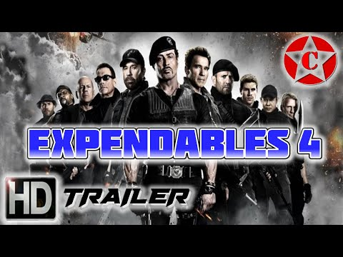 The Expendables 4 - Official Movie Trailer