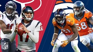 Texans vs. Broncos (Week 7 Preview) | Move the Sticks | NFL by NFL