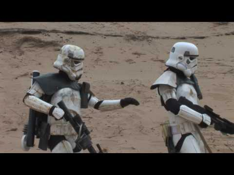 The 99th Imperial Garrison Star Wars fan film trailer
