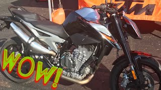 9. KTM 790 Duke Ride Review!