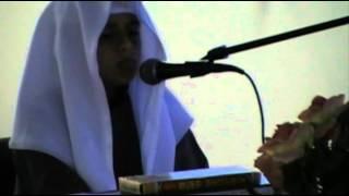 اللاعب بدر صيام مسابقة القران الكريم 2012