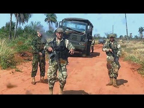 Παραγουάη: Οκτώ στρατιώτες νεκροί σε ενέδρα