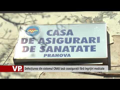 Defecțiunea din sistemul CNAS lasă coasigurații fără îngrijiri medicale