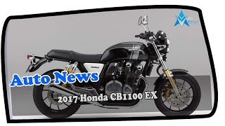 8. MUST WATCH 2017 Honda CB1100 EX Price & Spec