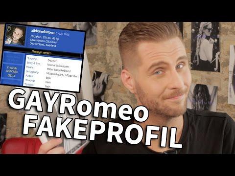 Fake-Profil bei GayRomeo?!