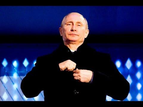 В мире 7 миллиардов человек, а США боятся только одного - президента России Путина! (видео)