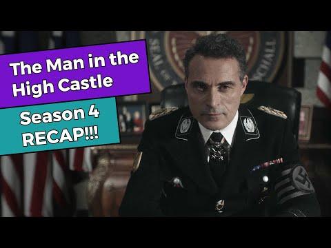 The Man in the High Castle - Season 4 RECAP!!!