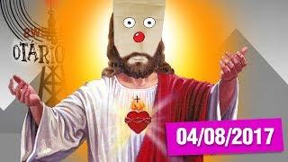 """Quem diria, hein?! Uma pessoa não religiosa ensinando supostos seguidores de Jesus Cristo a amarem o próximo #AmarásOTeuPróximoComoATíMesmoPorraCadê o dinheiro que estava aqui?! https://www.youtube.com/watch?v=CLp4Dg9A3DkLOJINHA http://canaldootario.com.br/store/CAMISETAS http://canaldootario.com.br/loja2/SE INSCREVE AÍ NESSA BAGAÇA http://bit.ly/2dlmOXnTORNE-SE MEU PATRÃO ;-) http://www.patreon.com/CanalDoOtarioDOAÇÕES http://www.canaldootario.com.br/doacoes/Acesse o site http://CanalDoOtario.com.brLojinha do Canal do Otário http://canaldootario.com.br/store_Utilize o código: CANALDOOTARIO na primeira corrida do UBEREste código oferece uma viagem com desconto de até R$20 para novos usuários. O código é válido até 31/12/17 e é exclusivo para novos usuários.Abaixo segue um passo a passo para o uso do código.1º Baixar o Uber e/ou abrir o aplicativo http://ubr.to/2cxGDbL 2º Clicar no menu superior esquerdo (três traços do canto superior esquerdo).3º Clicar em promoções.4º Clicar em """"Adicione um código promocional"""".5º Escrever CANALDOOTARIO e clicar em aplicar.Para mais informações, fontes e links extras acesse: http://www.canaldootario.com.br/videos/amor-ao-proximo-aumento-do-gas-e-luana-piovani-de-lingerie/Agradecimentos Especiais aos Patrões:Delcio JuniorBruno BezerraMarcelo FerreiraRafael CostaAndré CastroRaphael AmorimPlínio DutraEdu CruzDaniel LacerdaLuciano CamposPedro VieiraMike MorcerfR SouzaObrigado, Patrões! O apoio financeiro ao Canal através do Patreon, está sendo fundamental para manter o Canal vivo e fazer vídeos como este!___Música e efeitos sonoros:Diego Vilas Boas"""