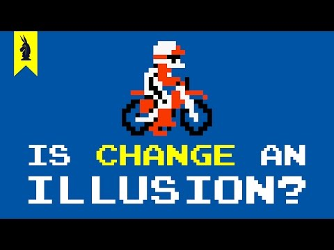 Is Change An Illusion? (Zeno) – 8-Bit Philosophy
