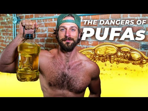 THE VEGETABLE OIL CONSPIRACY: DON'T EAT PUFAs...