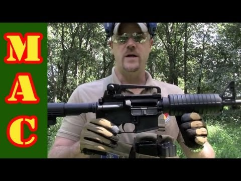 Olympic Arms K3BM4 Rifle Review