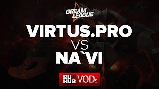 Na'Vi vs Virtus.Pro, game 3