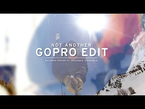 Salomon Freeski TV S6E11 - Not another GoPro edit