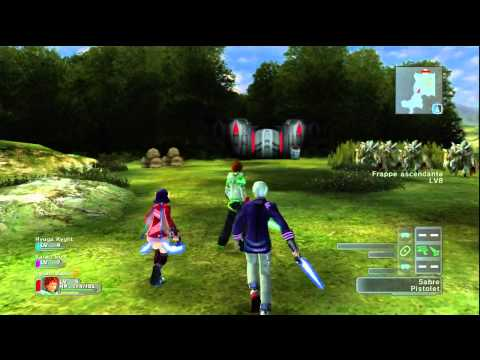 Phantasy Star Universe Gameplay Xbox 360 [HD]