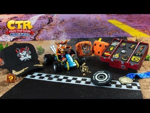 Official Crash Team Racing Nitro-Fueled: Range Reveal!