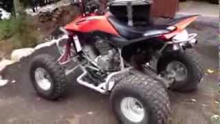 4. Honda TRX400ex 2008 for sale