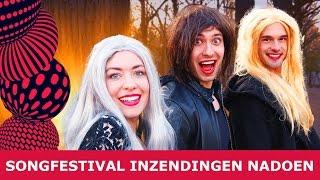 YES! Het is weer tijd voor de jaarlijkse Songfestival video! Denise en ik doen de gekste, raarste, leukste en beste songfestival inzendingen van 2017 na, inclusief Lights and Shadows van OG3NE!Mis geen één video door je te abonneren: http://www.bit.ly/AbonneerOpFurtjuh▻ Kom ook naar mijn theatershow Furtjuh Live: http://www.furtjuhlive.nl▻ Furchandise kleding: http://www.furchandise.nl▻ Instagram: http://www.instagram.com/rutgervink▻ Snapchat: Furtjuh http://www.snapchat.com/add/furtjuh▻ Twitter: http://www.twitter.com/rutgervink▻ Furtjuh's Furvorites Spotify-lijst: http://www.furtjuh.com/spotifyTweede kanaal met vlogs:▻  http://www.youtube.com/RutgerWil je me een kaartje, brief of pakket sturen? Leuk! Dat kan naar dit adres:Rutger / FurtjuhPasseerdersgracht 181016 XH AmsterdamE-mail voor (zakelijke) vragen:rutger@furtjuh.comBedankt voor het kijken en tot volgende week! Ik maak namelijk elke donderdag een nieuwe video, want donderdag = thursday = FURSDAY! Hierin doe ik sketches, challenges en pranks, maak ik muziek en parodieën en nog veel meer!Tot volgende week fursday!Technische info:Software: Final Cut Pro XCamera: Canon 80DLens: Sigma 17-35mm F1.8Vlogcamera: Canon G7X