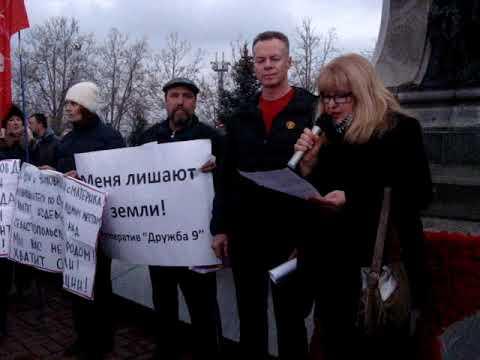 Выступление Александры Полищук