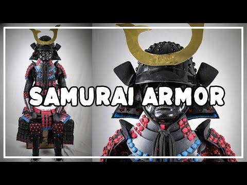 Yoroi Armour Handmade (видео)