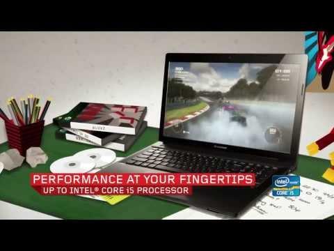 Lenovo G Series Laptop Tour (G400/G500/G700)