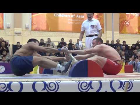 Абсолютный чемпионат Якутии по мас-рестлингу 2016