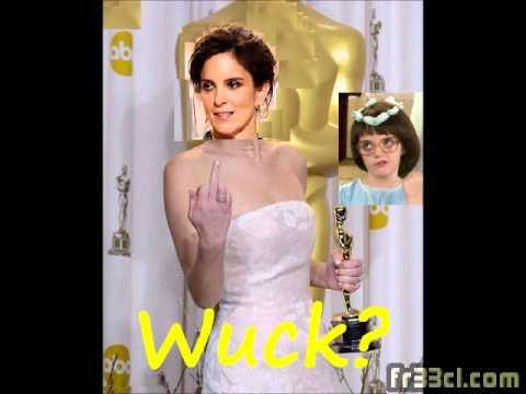 Tina Fey Wardrobe Malfunction at Emmy Awards